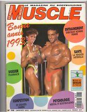 Le Monde du Muscle #118 Bodybuilding Magazine/Marjo Selin+John Terelli (FR)