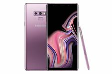 Samsung Galaxy Note9 SM-N960U1 128GB - Purple  (T-mobile AT&T Unlocked) Grade C