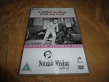 A Stitch in Time (1963) / Just My Luck (1957)[2 Region 2 PAL DVD] Norman Wisdom