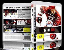 (PS3) NHL 08 / 2008 (PG) (Sports: Ice Hockey) Guaranteed, Tested, Australian