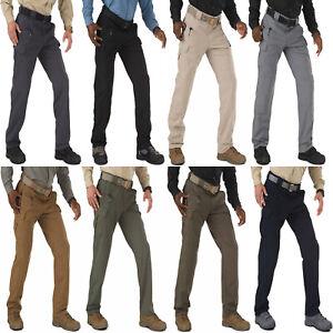 5.11 Men's Stryke Stretch Flex-Tac Ripstop fabric Tactical Cargo Pants 74369