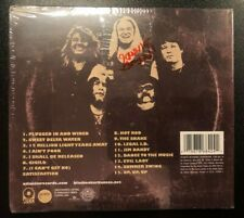 Black Oak Arkansas Back Thar N' Over Yonder CD SEALED Signed by Johnnie Bolin