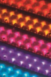 Dörr RGB LED Néon DSL-40 Lampe de Studio Luminosité Couleur Flex Réglable
