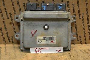 2009 Nissan Sentra Engine Control Unit ECU MEC900270C1 Module 704-6a2