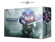 INDOMITUS italiano Warhammer 40000 nuova scatola Space Marine Necrons