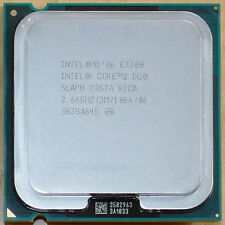 CPU Intel Core 2 Duo E7300 2,67GHz Sockel 775 SLAPB FSB 1066MHz (AT80571PH0673M)