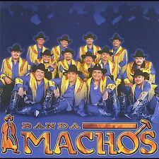 BANDA MACHOS : Banda Machos CD