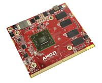 AMD RADEON HD 6450A EXIGE2 1GB MXM LAPTOP GRAPHICS VIDEO CARD WITH CPU BRACKET