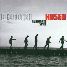 DIE TOTEN HOSEN - AUSWÄRTSSPIEL CD ROCK 18 TRACKS NEW+
