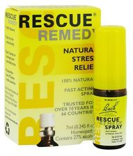 Bach Flower Rescue Remedy Spray 7ml