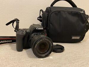 Canon EOS Rebel SL3 Digital Camera - Black (Kit w/ EF-S 18-55mm f/4-5.6)