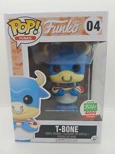 Funko Pop! T-Bone 04  Vinyl 4000 Pieces Exclusive Rare