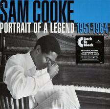 Sam Cooke Portrait Of A Legend 1951-64 Vinyl LP New 2014