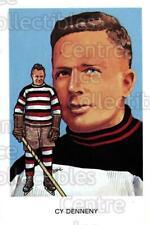 1983 Hall of Fame Postcards #K03 Cy Denneny