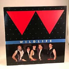 WILDLIFE Wildlife 1983 Vinyl LP EXCELLENT CONDITION same self titled Simon Kirke