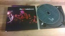 CD Folk Naked Raven - Live Girl (13 Song) T3 RECORDS