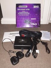Moongoose M40 Vehicle Security System
