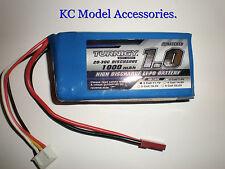 Turnigy 1000mAh 3s 11.1v 20c -30cLipo Battery 3 Cell For Car plane Heli UKStock.