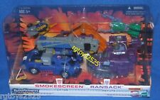 Transformers Universe SMOKESCREEN vs RANSACK New Factory Sealed 2004