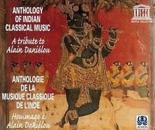 India: Anthology of Indian Classical Music - A Tribute to Alain Danielou