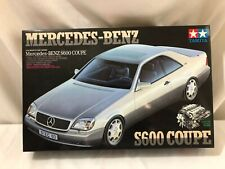 1/24 scale model Kit Tamiya Mercedes Benz S600 Coupe