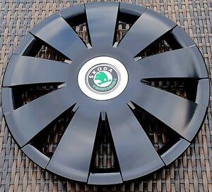 "Set of  4x 16"" wheel trims to fit  SKODA OCTAVIA,SUPERB"