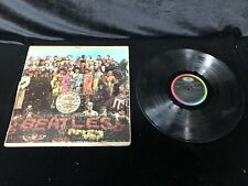 THE BEATLES MONO SGT PEPPERS LONELY HEARTS CLUB BAND VINYL LP JACKSONVILLE PRESS