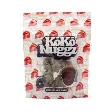 CALI Bonbons-Red Velvet Cake saveur Koko nuggz 1 oz (environ 28.35 g) (28 g) Sac...