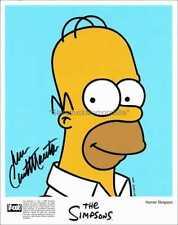 Dan Castellaneta Autograph *The Simpsons, Homer* Hand Signed 10x8 Photo