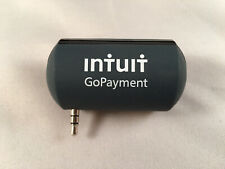 Quickbooks Intuit Gopayment Mobile Payment Credit Card Reader Swiper SECURE