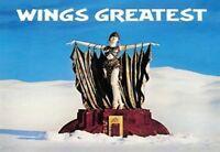 Wings - Greatest - New Digipak CD - Pre Order 18th May