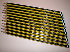 12 x Staedtler Noris 120-1 B Pencils Unbreakable 100% PEFC New & Original