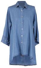 aac8f23265f Denim Shirt Dresses