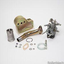 Vespa V50/Spezial/SS/SR/ Tuning Vergaser Set/Kit Dellorto 2 Loch 16/16mm SHB