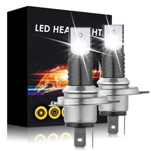 110W 30000LM CREE H4 9003 HB2 LED Headlight Lamp Hi/Low Beam Bulbs Globes LD2178