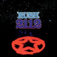 RUSH 2112 CD BRAND NEW Remastered