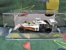 "SRC 1:32  McLaren M23   #7   Denny Hulme   "" GP Schwaeden 1973 ""  Ref.  02301"