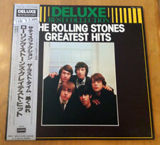 The Rolling Stones GREATEST HITS . JAPANESE ISSUE . W/OBI
