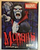 Marvel Morbius Bust Diamond Select Vampire Statue from Amazing Spider-Man MIB