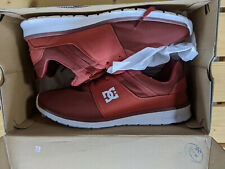 DC Mens Heathrow Red Size 12