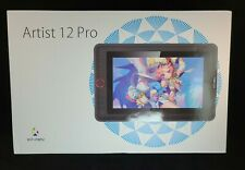 XP-PEN Artist12 Pro 11.6 Inch Drawing Monitor Pen Display Full-Laminated Graphic