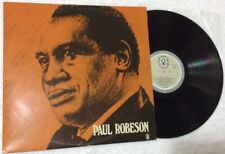 Paul Robeson Sixteen Songs (LP) World Record Club (WRC-4867) Rare Oz 1971 N/Mint