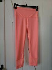 Victoria'S Secret Victoria Sport Peach Coral High Waist Jogger Tights Nwt