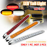 15 LED Ultra-Slim Trailer Truck Caravan UTE Stop Brake Lamp Tail Reverse Light