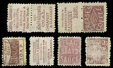 New Zealand Adson advertising stamps ADSONS 2nd setting collection inc. 2 pairs
