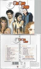 CD--UPA DANCE--UN DOS TRES | DOPPEL-CD