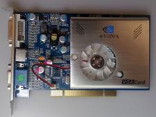 NEW nVIDIA GeForce FX 5500 FX5500 256 MB PCI 3D Video Card Graphics 2048x1536 US