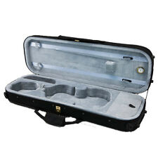 Classic 4/4-3/4-1/2 Violin Case. Oblong. Lightweight