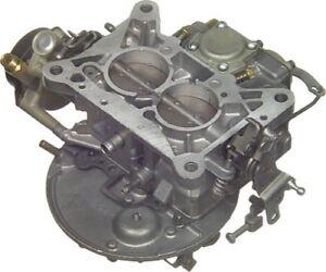 Carburetor-VIN: H, GAS, CARB, 2BBL, Natural Autoline C881A