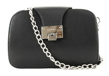 ESPRIT Bolso De Bandolera Flowers Shoulderbag Black